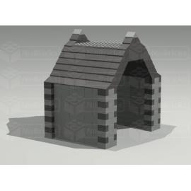 NOTICE DE MONTAGE ARCHE TRAIN LEGO CRÉATION NILLBRICKS REF : NM00001