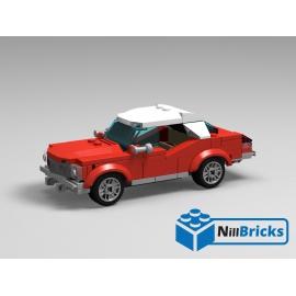 NOTICE DE MONTAGE TIGERELLA CAR NILLBRICKS REF : NM00006