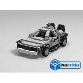 NOTICE DE MONTAGE DELOREAN1 NILLBRICKS REF : NM00007