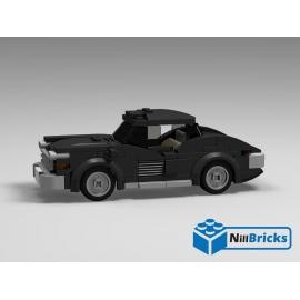 NOTICE DE MONTAGE BLACK CAR NILLBRICKS REF : NM00008