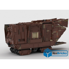 NOTICE DE MONTAGE NILLBRICKS SW SANDCRAWLER : NM00047
