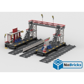 NOTICE DE MONTAGE NILLBRICKS GARE TROIS VOIES : NM00059