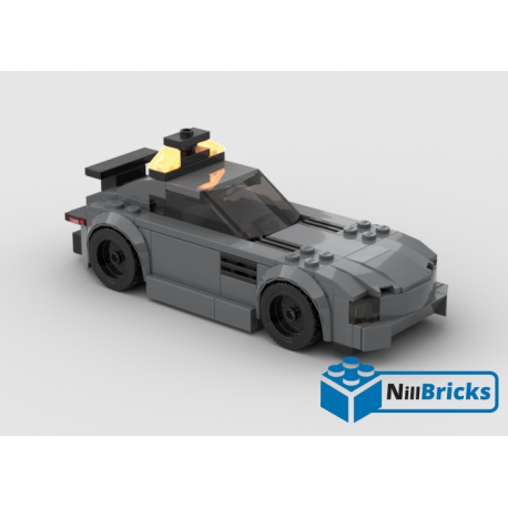 NOTICE DE MONTAGE NILLBRICKS SAFETY CAR : NM00062