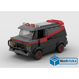 NOTICE DE MONTAGE NILLBRICKS VAN AGENCE TOUS RISQUES : NM00063