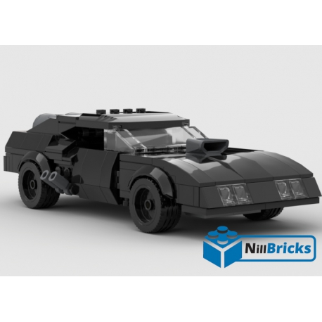 NOTICE DE MONTAGE NILLBRICKS MAD MAX FORD INTERCEPTOR : NM00088