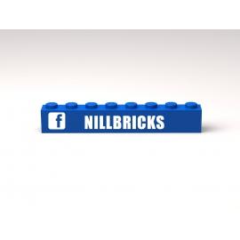 BRIQUE PAGE NILLBRICKS ref : BR00001