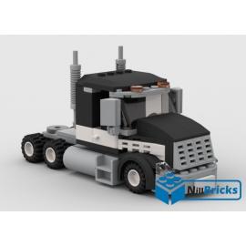 NOTICE DE MONTAGE NILLBRICKS TRUCK 4 NOIR : NM00101