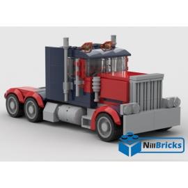 NOTICE DE MONTAGE NILLBRICKS OPTIMUS TRUCK : NM00107