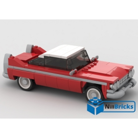 NOTICE DE MONTAGE NILLBRICKS CHRISTINE PLYMOUTH FURY : NM00108