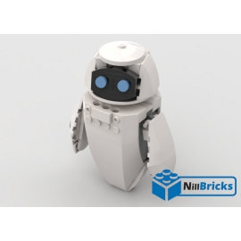 NOTICE DE MONTAGE NILLBRICKS EVE WALL E : NM00117