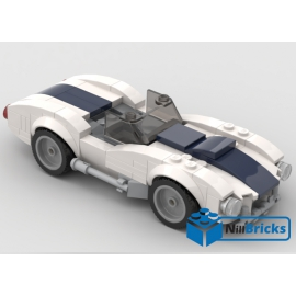 NOTICE DE MONTAGE NILLBRICKS AC COBRA : NM00120