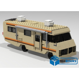 NOTICE DE MONTAGE NILLBRICKS CAMPING CAR BREAKING BAD : NM00122