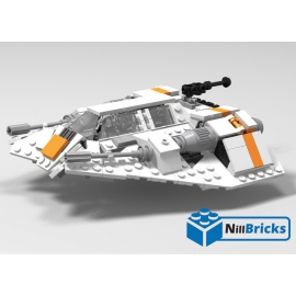NOTICE DE MONTAGE NILLBRICKS SNOWSPEEDER SW : NM00123