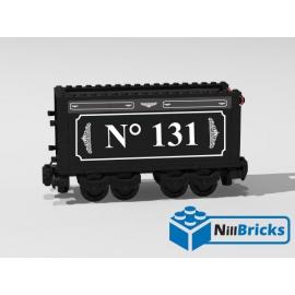 NOTICE DE MONTAGE NILLBRICKS TENDER LOCO 131 BTTF : NM00136