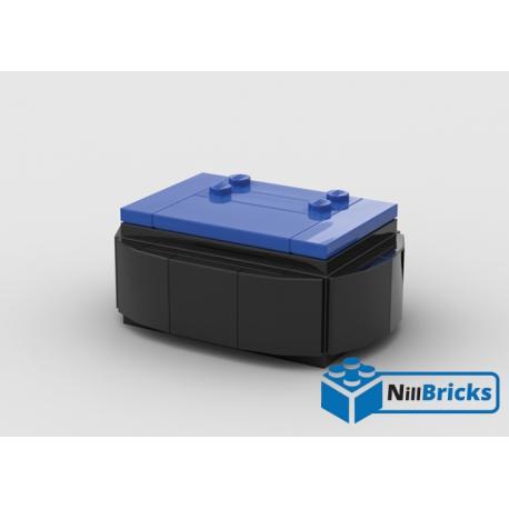 NOTICE DE MONTAGE NILLBRICKS SOCLE BRICKHEADZ 1 BLEU : NM00137
