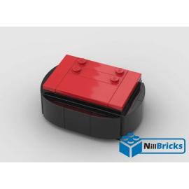NOTICE DE MONTAGE NILLBRICKS SOCLE BRICKHEADZ 8 RED : NM00146