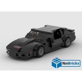 NOTICE DE MONTAGE NILLBRICKS K2000 ( KITT) : NM00156