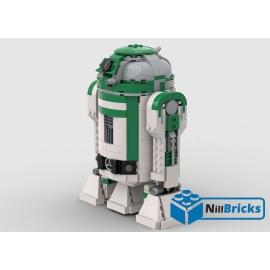 NOTICE DE MONTAGE NILLBRICKS LEGO SW R3Y2 DROIDE : NM00209