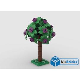 NOTICE DE MONTAGE NILLBRICKS LEGO ARBRE 1: NM00227