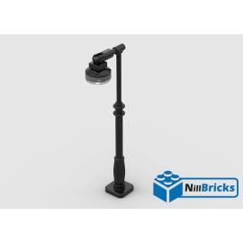 NOTICE DE MONTAGE NILLBRICKS LEGO LAMPADAIRE L : NM00251