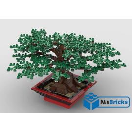 NOTICE DE MONTAGE NILLBRICKS LEGO BONSAÏ : NM00256