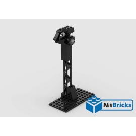 NOTICE DE MONTAGE NILLBRICKS LEGO SOCLE A WING SW : NM00259