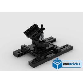 NOTICE DE MONTAGE NILLBRICKS LEGO SOCLE Y WING SW : NM00261