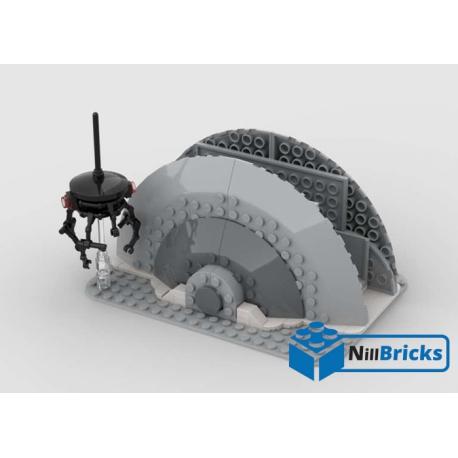 NOTICE DE MONTAGE NILLBRICKS LEGO PORTE LETTRES SW : NM00270