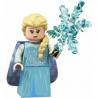 Minifigurine lego  Disney Serie 2  numéro 9 Elsa ref : FIG00035