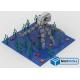 NOTICE DE MONTAGE NILLBRICKS LEGO PIEUVRE ET FOND MARIN : NM00305