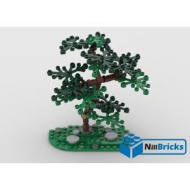 NOTICE DE MONTAGE NILLBRICKS LEGO ARBRE 3 : NM00321