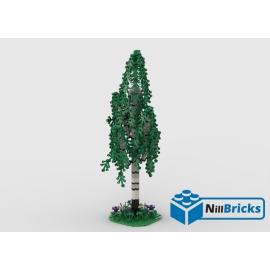 NOTICE DE MONTAGE NILLBRICKS LEGO BOULEAU : NM00324