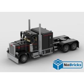 NOTICE DE MONTAGE NILLBRICKS LEGO CAMION US TECHNIC : NM00325