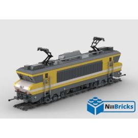 NOTICE DE MONTAGE NILLBRICKS LEGO LOCO 5 : NM00344
