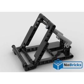 NOTICE DE MONTAGE NILLBRICKS LEGO SUPORT DE TELEPHONE 2 : NM00349