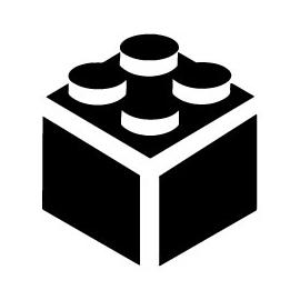 cadre pour minifigures ( minifigs) Unikitty! Série à collectionner